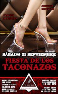FIESTA TACONAZOS <br> (Sábado, 21 Septiembre 2019) <br> PARKING GRATUITO