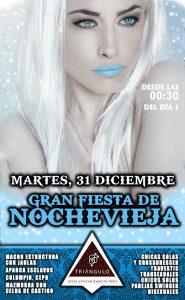 GRAN FIESTA DE NOCHEVIEJA <br> (MARTES 31 DE DICIEMBRE 2019) <br> PARKING GRATUITO
